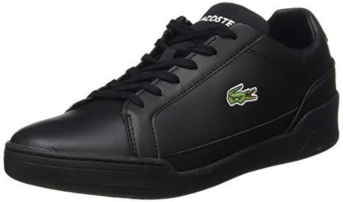 Lacoste Herren Challenge 0120 2 SMA Sneaker, Blk, 40 EU