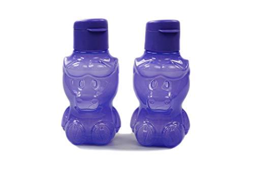 Tupperware Büffel EcoEasy C170 Eco 38392 - Botella ecológica para niños (350 ml), color lila
