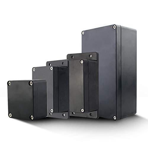 Folewr Caja a prueba de polvo impermeable de la caja de conexiones IP67 de la supervisión al aire libre de DIY