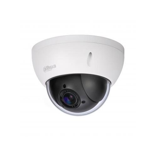 Dahua IP Mini PTZ SD22204T-GN 2mp 1080p 4 Outdoor Vandal Dome, True WDR, 4x Optical Zoom by Dahua