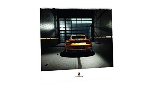 Original Porsche Kalender Wandkalender 2018