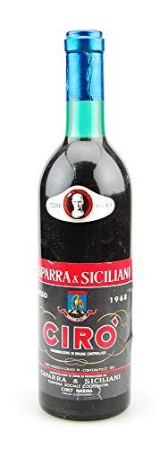 Wein 1968 Ciro Rosso Classico Caparra & Siciliani
