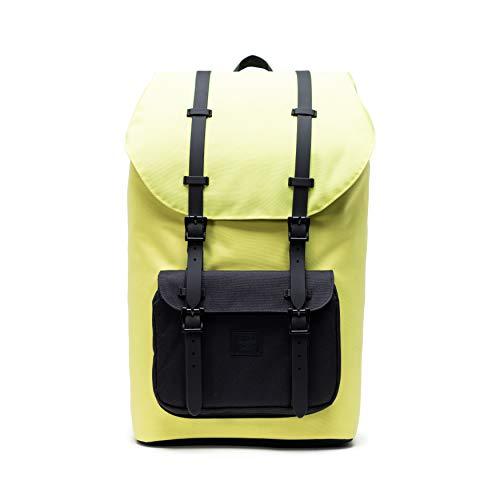 Herschel Little America Mid Volume Unisex Erwachsene Tasche, Little America, Little America Backpack, Gelb, Little America Backpack