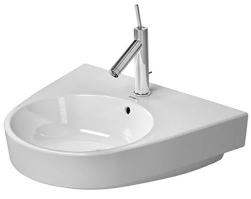 Duravit Starck 2 Waschtisch weiß 650 mm, 3 Hahnlöcher!!, 2323650030