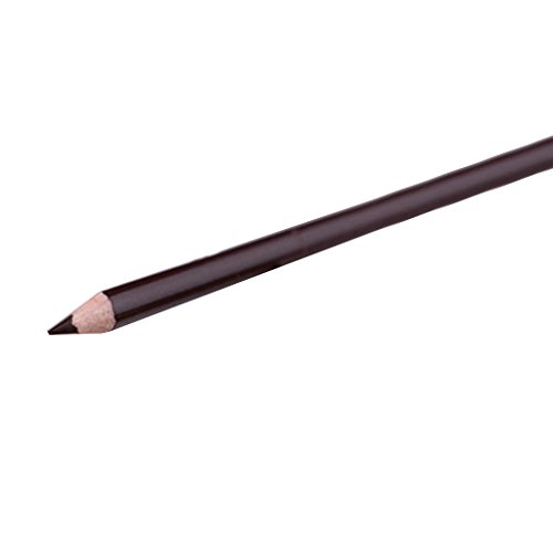 Babysbreath17 Waterproof Femmes Lisses Filles Crayon à Sourcils Pen Sourcils Maquillage des Yeux Silky Natural Cosmetics Long Lasting Marron