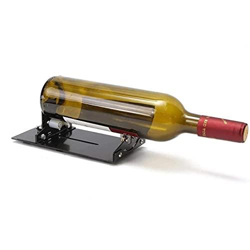 GGOOD Botella de Cristal Herramienta Vino Vaso de Cerveza esculturas Máquina para DIY del sostenedor de la Botella de Herramientas de Corte/percusión