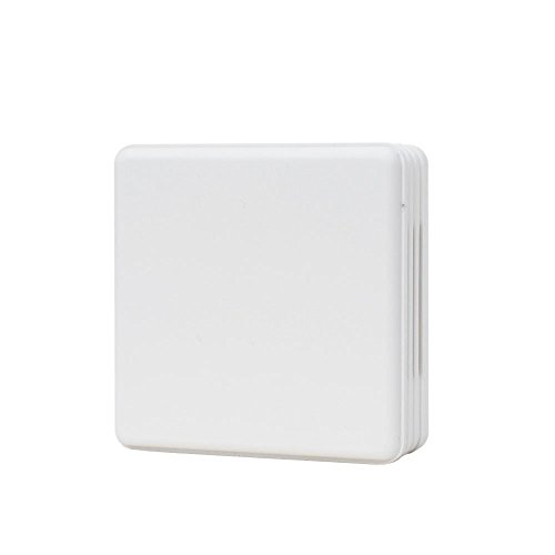 Qubino ZMNHGA1 Wandgehäuse für Unterputzmodule, Weiß