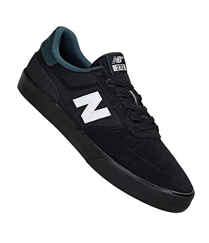 New Balance Numeric NM 272 - Zapatillas de skate 272, color negro, Negro , 44 EU