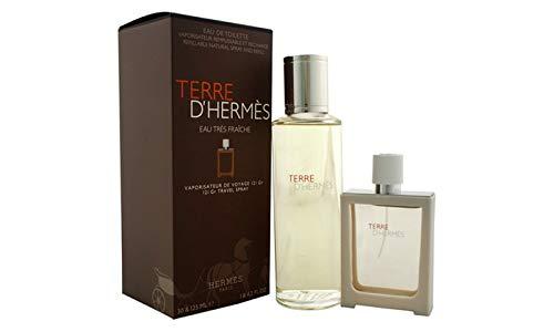 Hermes Paris Terre D' Eau Tres Fraiche Eau De Toilette 30Ml + 125Ml