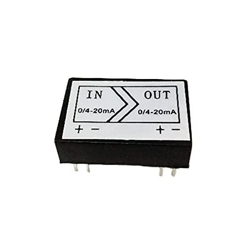 DADAKEWIN 루프 전력 공급 된 전류 절연체 0-20MA 4-20MA 소스 신호 변환기 모듈 2-WIRE 송신기 (크기 : 0-20MA 4-20MA)