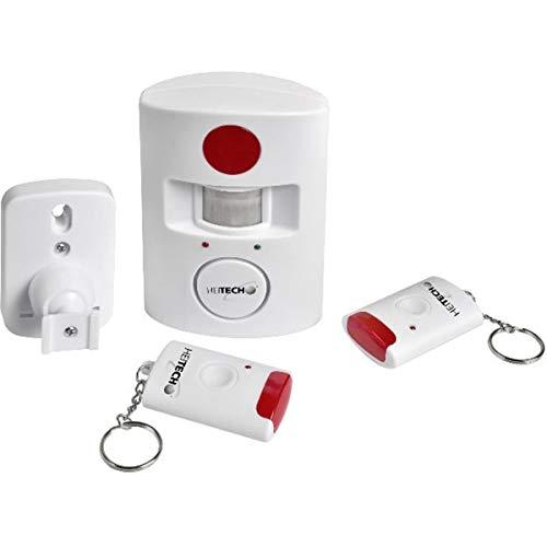 Heitech Draadloos infrarood alarmsysteem met 2 afstandsbedieningen