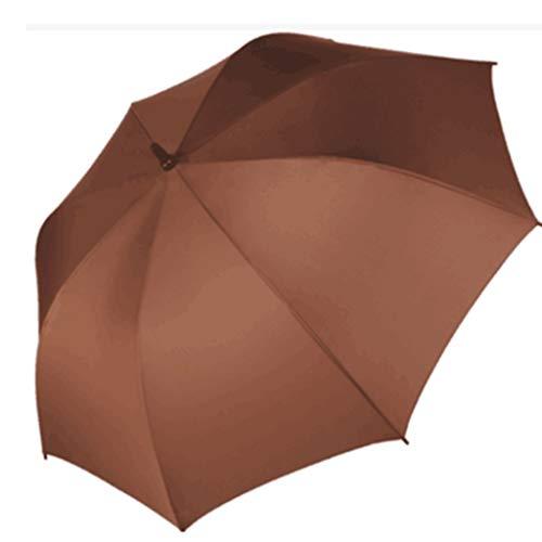 Gflyme Werbe Regenschirm Benutzerdefinierte Regenschirm Benutzerdefinierte Große High-end Lang Griff Golf Geschenk Regenschirm Gedruckt Wort Logo (Color : 2)