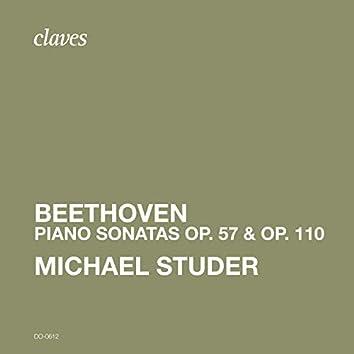 Beethoven Piano Sonatas Op. 57 & Op. 110