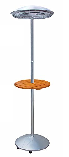Butsir ETEL0001 - Stufa elettrica, Circolare, 2 m