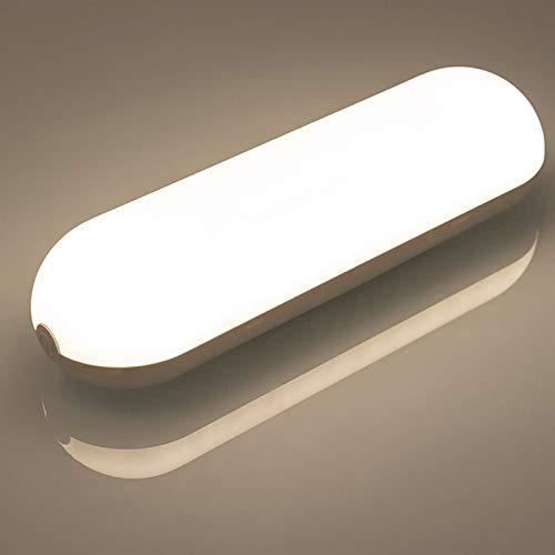 Lámpara delantera de espejo LED con lámpara de mesa de pintura recargable Lámpara de mesa Lámpara de espejo Lámpara de espejo Baño sin punzonado