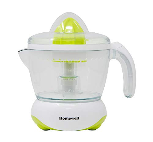 Homewell Fresh Citrus Juicer Machine Compact & Easy to Clean (24oz)