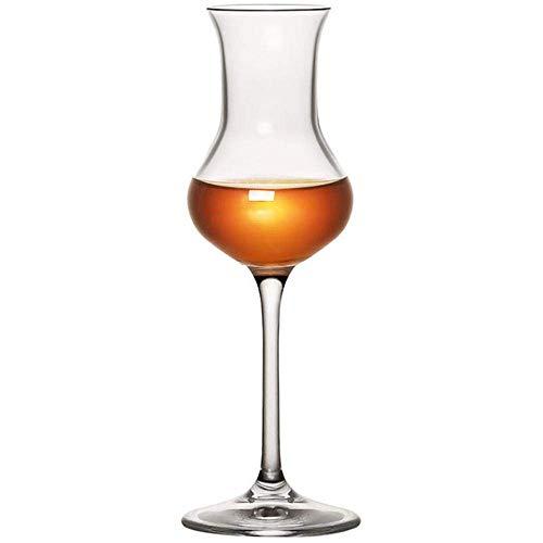Crystal Brandy Whisky Tulpen Scotch Whisky glazen Bruiloft champagne glazen, wijn Tastingist Chivas Regal Rum Bril, cognac borrel lili (Color : Brandy Snifter)