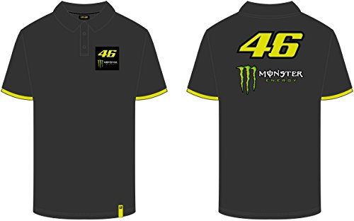 VR46 'Polo Homme Valentino Rossi 46 Monster TG. M