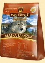Warnicks Tierfutterservice Wolfsblut Alaska Salmon SPARPACK 2x2Kg