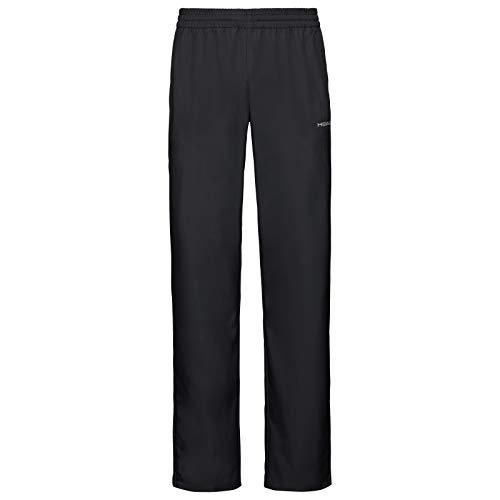 HEAD Herren Tracksuits Club Pants M, Black, L, 811329-BK L