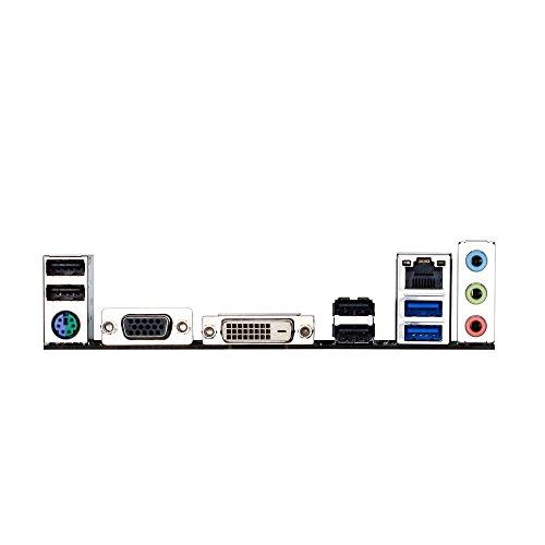 Gigabyte GA-F2A88XM-DS2 Mainboard Sockel FM2+ (Micro-ATX, AMD A88X, 2X DDR3-Speicher, 4X SATA III, DVI-D, 2X USB 3.0)