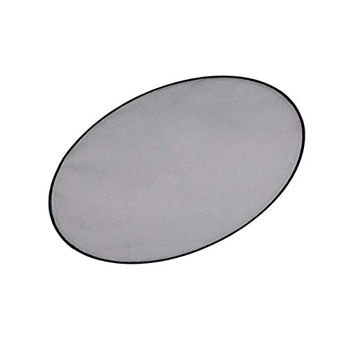 Fire Pit Mat for Deck, 3 Layers Fire-Resistant Round Grill Mat Fireproof Mat Fire Pit Pad Deck Protector for Base, BBQ Mat,Patio Shield BBQ Fireproof Mat