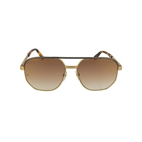 Marc Jacobs Gafas de Sol MARC 469/S Gold Havana/Brown Shaded 58/15/145 hombre