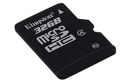 Kingston SDC4/32GBSP - Tarjeta microSD de 32 GB Clase 4 sin Adaptador