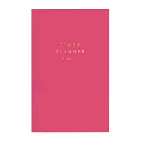 いろは出版 STUDY PLANNER/スタディプランナー 勉強用手帳【ピンク】 GSS-01