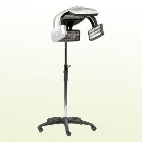 Droogh infrarood CIX 3000 o.blazer zilver 900 W