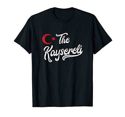 Kaysereli Memleket Kayseri T-Shirt