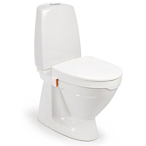 Etac My-Loo Toilettensitzerhöhung mit Deckel 6 cm
