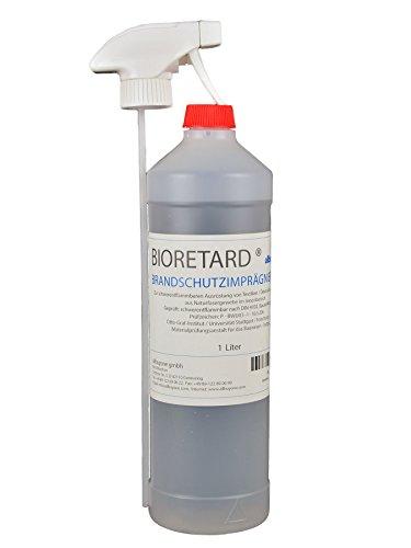 Brandschutzspray B1 Imprägnierung