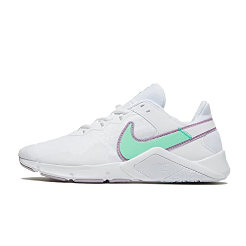 Nike Sneakers Donna White/Green Glow-Violet Shock CQ9545 100