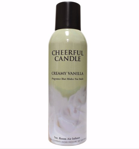A Cheerful Giver Creamy Vanilla Room Spray, Multi
