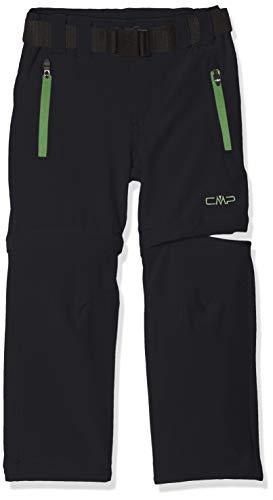 CMP 3T51644, Pantaloni Bambini e Ragazzi, Grigio (Antracite/Edera), 140