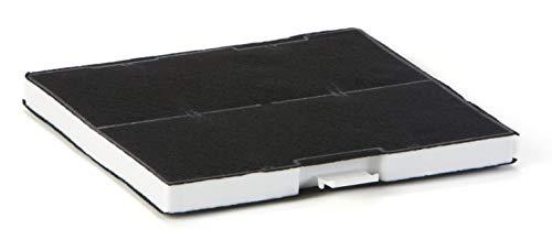 DREHFLEX - AK126 - Kohlefilter Aktivkohlefilter passt für diverse Dunstabzugshauben von Balay Bosch Constructa Neff Junker+Ruh Siemens Viva Vorwerk etc. - passt für Teile-Nr. 00744075 744075