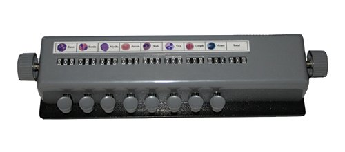 LW Scientific CTL-DIFM-08KY 8 Key Differential Counter