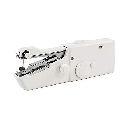 Magic Stitch – Mini máquina de coser de mano, máquina de coser portátil de mano para reparaciones y alteraciones en el lugar