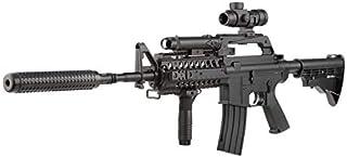 comprar comparacion Well Paquete Completo con Accesorios - Arma para Airsoft, Modelo Mr 799-M4-S System Commando, con Resorte, 0,5 Julios, Col...