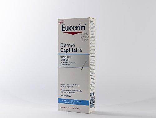 Eucerin Shampoo mit Urea für trockenes Haar und mit Juckreiz 250Ml