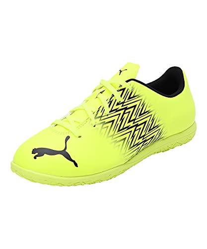 Puma Tacto IT Jr, Zapatillas de fútbol, Yellow, 33 EU