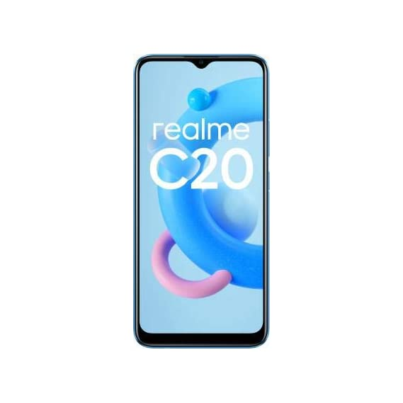 realme C20 (32 GB) (2 GB RAM) (Cool Blue)