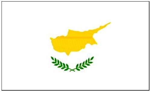 Flagge Zypern 90 x 150 cm Fahne
