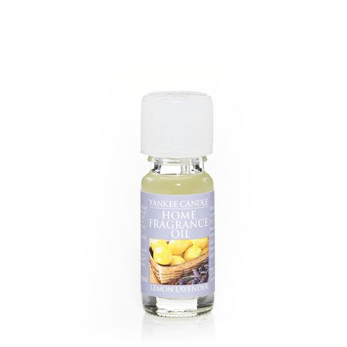 Yankee Candle Lemon Lavender Fragrance Oil, Fresh Scent