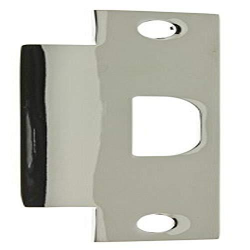 IDHBA idh by St. Simons 28410-026 Premium Quality Solid Brass ASA Universal Door Strike, Polished Chrome