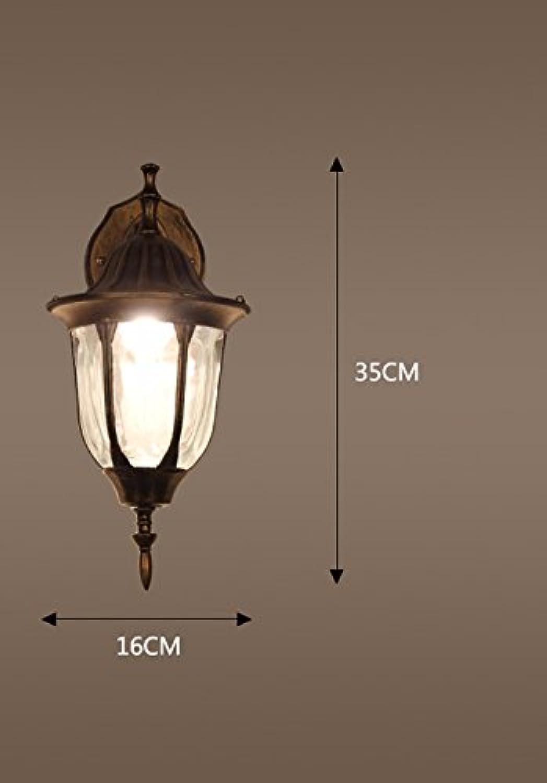StiefelU LED Wandleuchte nach oben und unten Wandleuchten Retro industrial wind Bar Cafe Restaurant retro Bügeleisen Art déco-Lampen, H