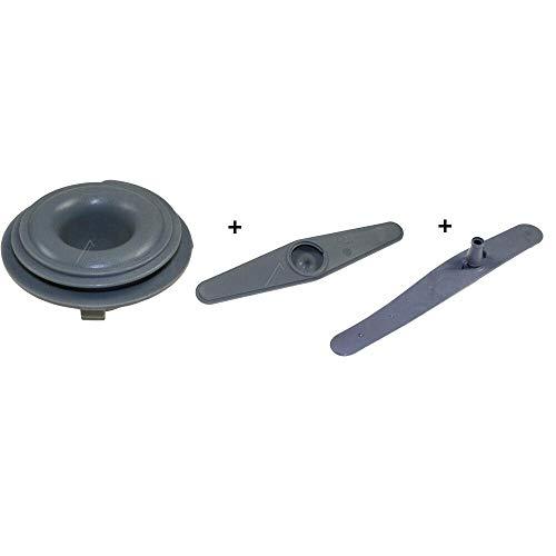 Smeg - Carrete giratorio para lavavajillas y aspersor, cesta inferior de agua original