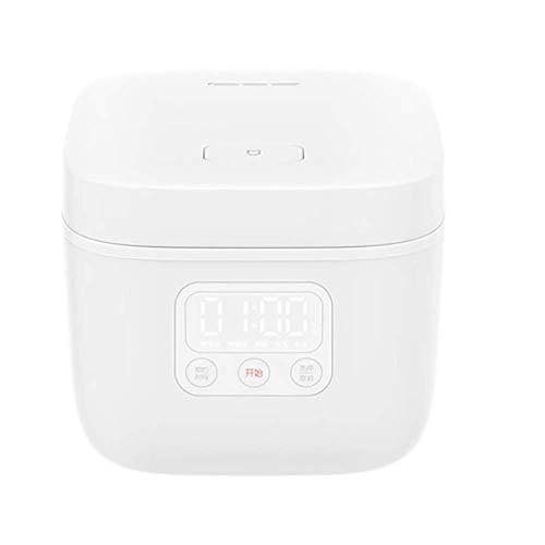 Rijstkoker, rijstkoker, 1.6L, Intelligent Afspraak LED Display, Multi-Function Cookware, Instant Behoud van de hitte, Antibacteriële Material, Ongecoat Liner AQUILA1125