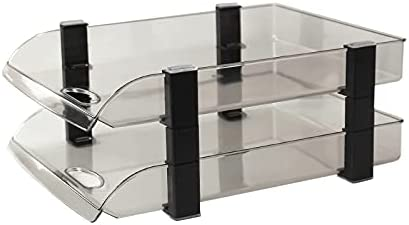 Transparent File Rack Three-Layer Paper A4 Now free shipping Test Under blast sales Sto